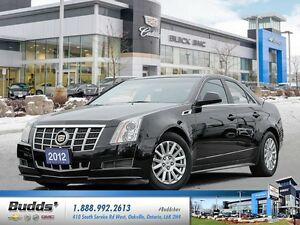 2012 Cadillac CTS Base Safety & Re Conditioned