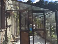 Metal conservatory scrap or rebuild