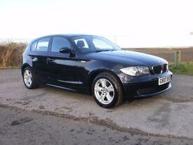 2007 BMW 118D ES DIESEL 5 DOOR 2OWNERS 92,000MILES F/S/HISTORY CAR IS VERY TIDY