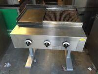 CATERING COMMERCIAL CHARCOAL GRILL MACHINE KITCHEN TAKE AWAY FAST FOOD CUISINE RESTAURANT SHOP KEBAB