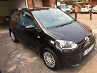 VW UP (MOVE UP) 1.0 PETROL BLACK 2016