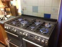 All gas cooker PLEASE READ IN FULL