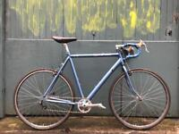 Retro Cannondale single speed bicycle / bike not quite vintage. Reduced price !!!