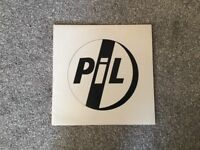 "Public Image LTD - This Is Not A Love Song 12"" Vinyl EP"