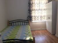 A Modern Double Room available 2 minutes walk from Upton Park Station