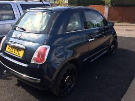 2009 Fiat 500 1.3L DIESEL FSH 11 months MOT no advisories