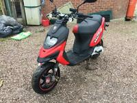 Gilera stalker 50 2008 10000 miles new mot reduced to £399 no offers now running fab 45 mph