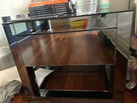 Dwell Bedside tables with matching console