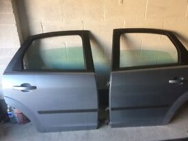 Ford Focus doors,wing,tailgate 2007