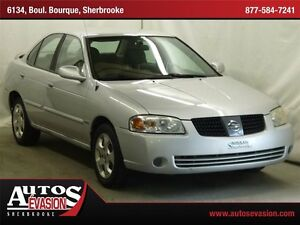2005 Nissan Sentra 1.8 Special Edition Package + AUTOMATIQUE