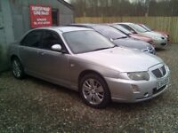 Rover 75 Turbo Diesel, FULL MOT, LOW MILEAGE