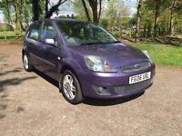 Ford Fiesta 1.4 Ghia 2006 12 Months Mot 5 Doors ***Fantastic offer*LOW MILES***