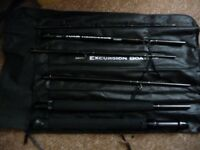 Greys Excursion 20-30lb Boat Rod + Reel + Rigs + Leads + Seat Box