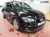 Audi A1 S line tdi - AUCTION VEHICLE