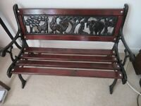 Children's Garden/Playroom Bench