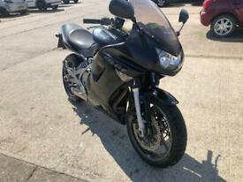 Kawasaki er6f px welcome can deliver can accept cards