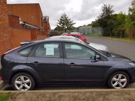 FORD FOCUS ZETEC 2.0 DIESEL 2008 PERFECT CONDITION