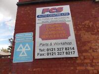 FCS MOT & WORKSHOP SERVICE