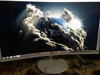 "32"" LED Curved monitor"