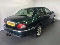 Jaguar X-Type 2.1 Petrol V6 S 2003 (03) Green 4 door Saloon £799 LONG MOT 07398146529 SPARE REPAIRS