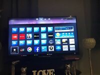 42inch Philips TV smart HD with freeview