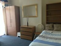 Lovely large single room for short term let in Ealing W5 £135pwk