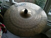 Set of professional cymbals for sell - Ufip Bionic and Class series