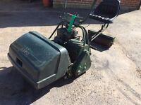 AT CO Royal B24 Petrol Lawnmower