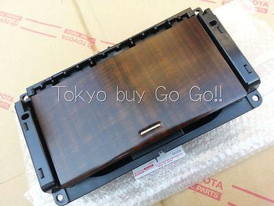 Toyota Land Cruiser Prado 150 Wood Style Cup holder Genuine OEM Parts 2010-