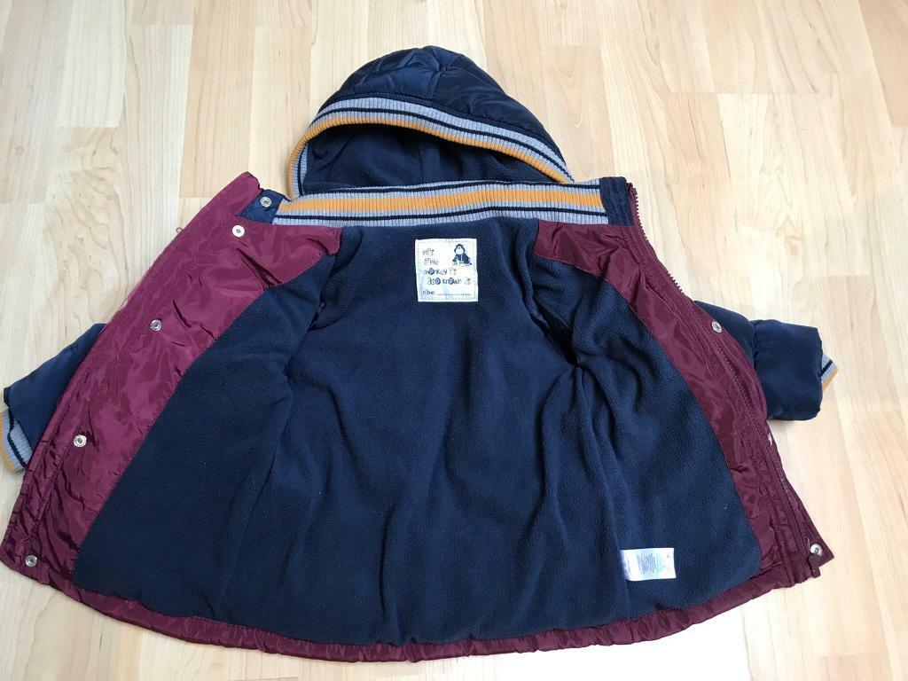 3ecaaf5ed6393 Matalan Boys Coat   Jacket 12-18 months