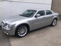 Chrysler 300c srt crd auto , only 43000 miles , stunning car