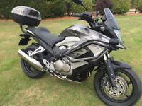 June 2013 Honda VFR800X Crossrunner