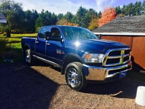 2015 Ram 3500 Cummins 6 Speed Manual