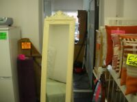 FULL-LENGTH MIRROR at Haven Housing Trust's charity shop