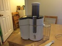 Silver crest juicer to sell