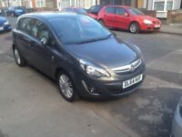 vauxhall corsa se 1.2se top spec all opition extra