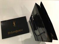 Vintage Yves Saint Laurent Big Scarf With Original Box & Bag
