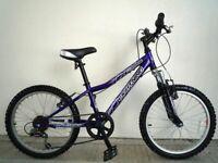 "(4274) 20"" Aluminium DAWES LIGHTNING KIDS HYBRID BIKE BOYS GIRLS BICYCLE Age: 6-9, Height:120-135 cm"