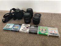 Canon DSRL & Lenses