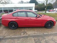 2012 BMW 320d Sport 184bhp Manual £30 a year tax (F30 Current Shape)