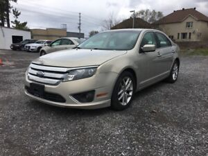 2010 Ford Fusion SEL AS-IS SPECIAL   LEATHER   HEATED MEMORY...