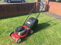 Sovereign petrol Lawnmower