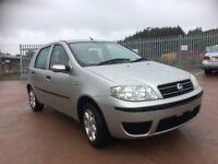 2005 Fiat Punto 1.2 full year mot ideal 1st time car in good all round condition