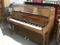 Bell Upright Piano In VGC Lovely Tone (WH_0201)