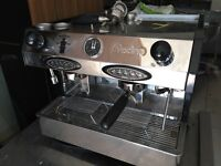 2 group fracino coffee machine for sale in mint condition