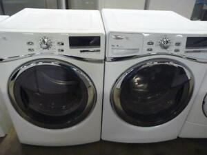 24-  Laveuse Sécheuse Frontales  WHIRLPOOL DUET STEAM HE -   Frontload Washer and Dryer