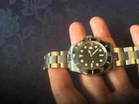 Submariner on Stainless Steel bracelet