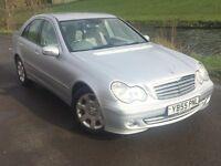 2005 Mercedes c220 cdi elegance AUTOMATIC