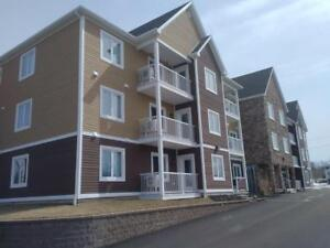 NEW! 2 Bedroom Apartment for Rent in Dieppe w/ 2 Bathrooms