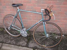 Classic Saracen Racing Bike